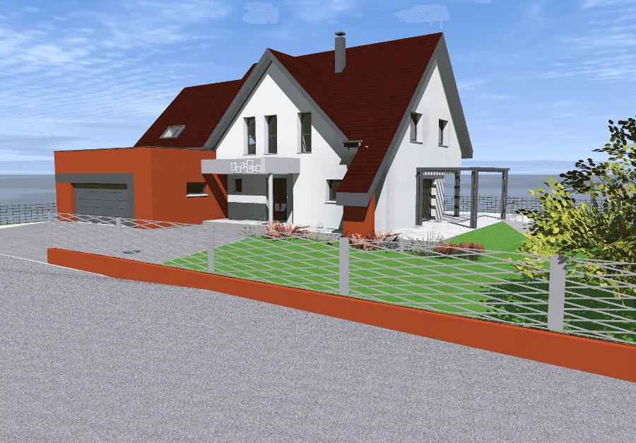 Maison ERBAT à Appenwihr