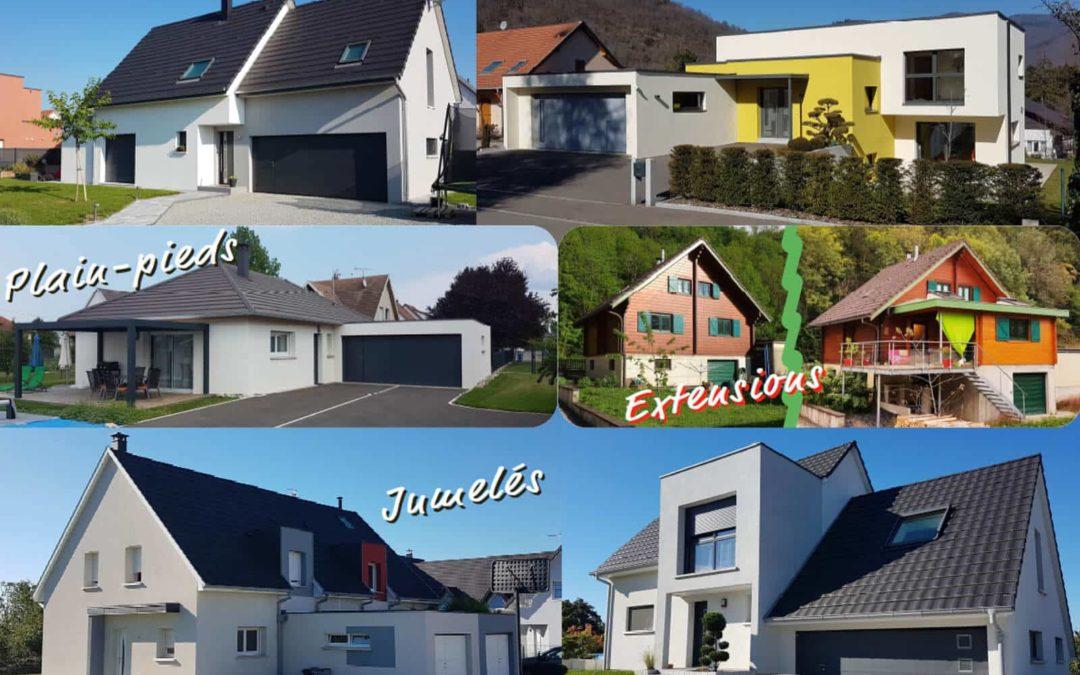 Maisons ERBAT dans le Haut-Rhin