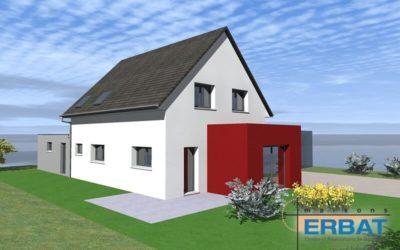 Maison ERBAT à Holtzwihr