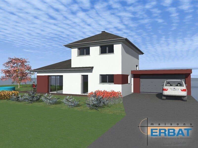 Maison ERBAT à Meyenheim