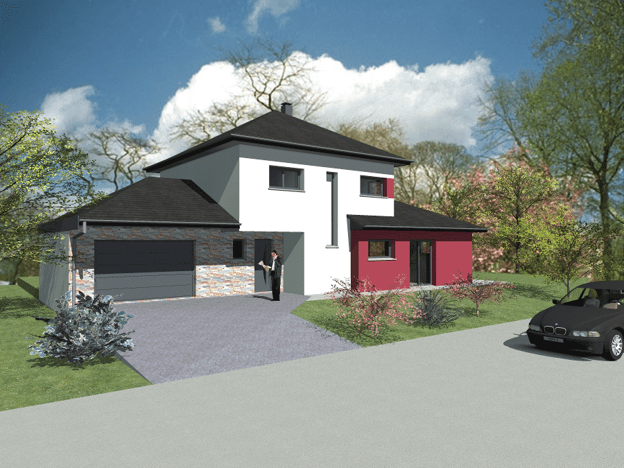 Maison ERBAT à Oberhergheim