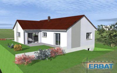 Maison ERBAT à Roderen
